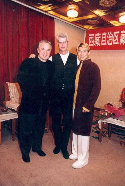首次曝光的刘德华私生活照片