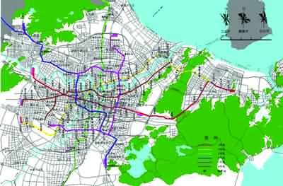 东部新城-宁波发展规划