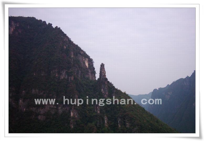 壶瓶山风景区图片