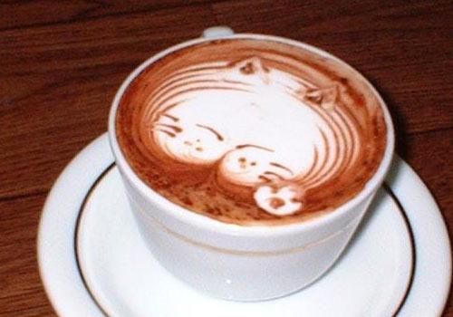 欧洲冰咖啡地图 不同的欧洲国家,冰咖啡也是不一样的
